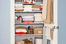 Home Organization / Because I surely need to get my home organized. / by Gina Rampy