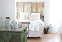 Cottage Style / I adore the cottage style, vintage accessories, bedding, furniture both antiques and good reproductions.  My favorite time was the 1880's - oh how I love the 1880's.