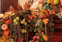Fall Fabulous / Inspration for fall decorating