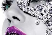 Beautiful Faces ✿ Make-up / Beauty Make-up, Eyes, Lips...Face / by so beautiful