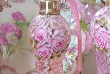 Perfume Bottles / by Sheryl Aaron-Coffin