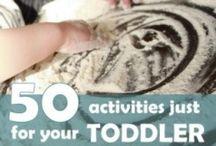 My Kids- Toddler Activities