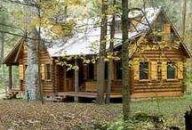 My Dream Cabin / by Brenda Messmer