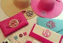 monograms on monograms / by Caroline Balmer