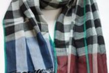 MUNY Scarves / All scarves by MUNY are handwoven with organically dyed yarns or hand block printed with vegetable dyes.
