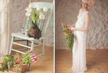 E a s t e r  / Flowers & decor ideas for the Eastern holiday & spring...