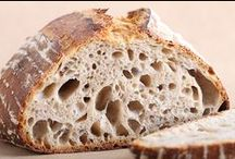 Delicious - Bread, Sourdough & Buns / Bread bread and more bread. Flat breads, rolls, buns, pastries, yeast and sourdough.  If it can be described as bread then it fits.  Contains recipes, tutorials as well as beautiful photos of sourdough.