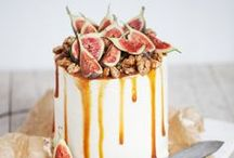 Delicious - Figs / Figs are my favourite fruit and so beautiful to look at. They are perfect baked or raw, sweet or savoury