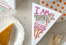 Gobble Tell You Wobble / The foodie in me's favorite holiday. The best time to spend with family and good eats
