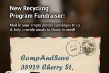 Support Food For the Poor / Donate your empty printer cartridges & help CompAndSave.com support Food For The Poor Non-Profit
