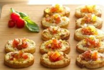 Appetizers and Small Bites / Start your get-together off right with these cheesy hors d'oeuvres.