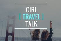 Girl [TRAVEL] Talk / Let's talk TRAVEL! This is a group board for female travel bloggers and travelers to share their best pins. Feel free to invite fellow girl travel bloggers to collaborate. If you would like an invite, follow me on Pinterest and send me a DM.  <3