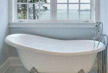 cozy {bathrooms & saunas}