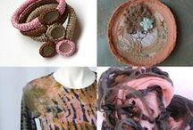 TAFA Members on Etsy / TAFA is a membership group of fiber artists and textile related businesses.  We focus on handmade and many use recycled or have green practices in their businesses.    Half of us have shops on Etsy.  Members who are here on Pinterest are welcome to pin their own products on this board.  (Please keep it textile/fiber related and six images max a week per person.)  Visit www.tafalist.com for more info.