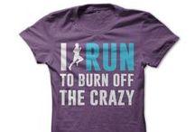 running / I love running, except when I'm running / by Lulu Corinne