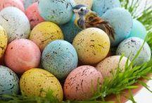 Easter/Pâques/Pasqua/Pascua / by Sherry Johnson