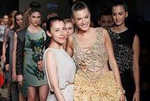 Mariel Rojo High Fashion Designs / High Fashion / by Lulu Corinne