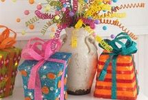 Gift & Wrap Ideas / by Sharon Welty