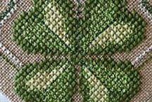St. Patrick's Day / food, crafts, decor, crochet, knitting, history