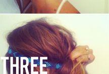 hair stuff / by Ashley Whetman