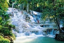 Waterfalls around the world / There are some beautiful waterfalls around the world.  Some are famous, some tucked away in a little piece of paradise just waiting to be discovered.   / by My Vacation Lady Mindy Gilbert