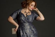 Hottie With a Bigger Body! Plus-size style that sizzles... / Fashion for our curvy bods.