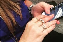 Stackable Rings! Perfect for Special Occasions!