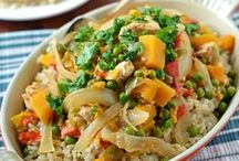Slow Cooker Meals / Perfect for that long day or hot day! Try one of these slow cooker meals for dinner.   http://practicalsavings.net/category/in-the-kitchen/slow-cooker/