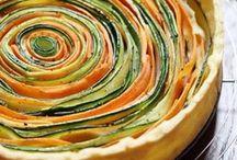 Veggies & Salads / by Victoria Stein