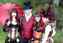 Steampunk Fashion and Costuming