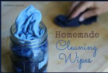 Make Your Own Household Cleaners