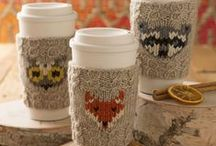 Cozy Love / crochet and knitting