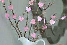 Valentine's Day / Fun and frugal Valentine's Day ideas including food, crafts, gifts and celebration ideas. http://practicalsavings.net/