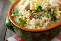 Soups / Looking for a tasty, satisfying soup? You'll find both hearty and light soups here.