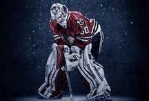 Hawks Rawk! (aka: All The Sports) / by Victoria Stein