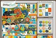 {Heart My Brother} Digital Scrapbook Collection by Pixelily Designs