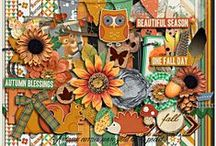 {Crisp Air} Digital Scrapbook Kit by Pixelily Designs