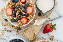 Ⓥ | breakfast / Breakfast, petit déjeuner