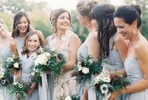 | bridesmaid | / Inspiration for your best girls on your wedding day. Bridesmaid dresses to die for