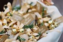 | wedding favours | / Masses of inspiration for ideas on what to gift your guests on your wedding day. From seed packets to miniature plants and sweet treats too