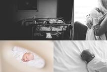 newborn Inspiration / by Angela ~