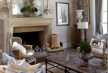 Living room / by Paloma Thacker