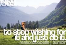 Workouts & Health!! / by Christina Tran