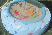 Kid Fun & Activities! / by Kala Hammer