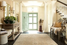 Entryway and stairs / by Paloma Thacker