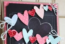 Valentine's Ideas & Cards / Valentine's Day / by Gayle Enouen