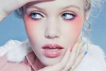 Pretty Makeup / by Valerie Coffin
