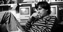Steve Jobs / 24 de febrero de 1955 - 5 de octubre de 2011