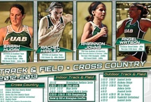 Women's Track & Field and Cross Country / by UAB Athletics