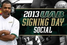 Football / by UAB Athletics